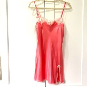 🆕 Victoria's Secret pink nighty NWT